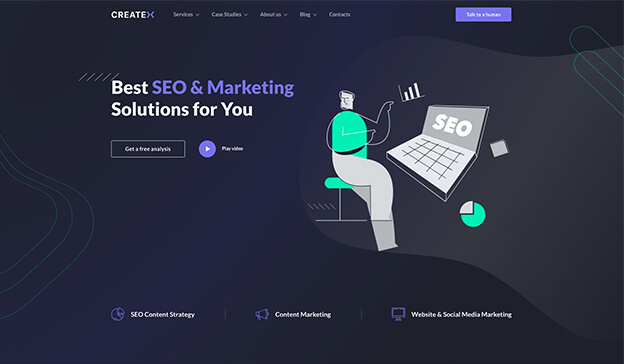SEO & Marketing Agency